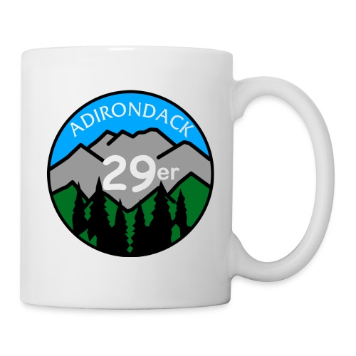 Adirondack 29er Logo - Coffee/Tea Mug