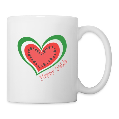 Happy Yalda Watermelon - Coffee/Tea Mug