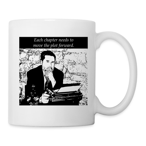 Plot forward! - Coffee/Tea Mug