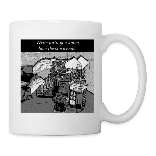 Write Your Own Story! - Coffee/Tea Mug