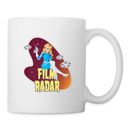Film Radar space girl logo - Coffee/Tea Mug