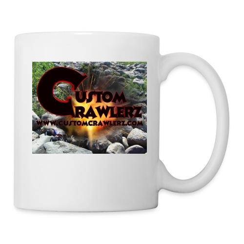 Custom Crawlerz Logo Explosive Rocks tight 2018 - Coffee/Tea Mug