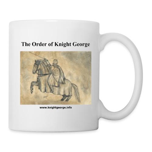 The Order of Knight George Art - Coffee/Tea Mug