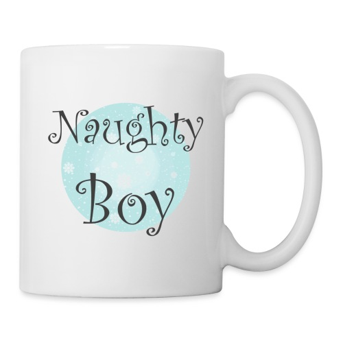 Naughty Boy - Coffee/Tea Mug