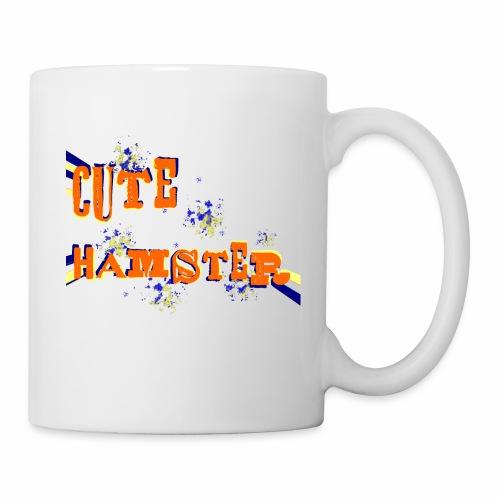 cute hamster - Coffee/Tea Mug