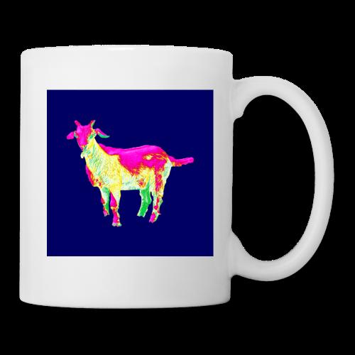 Barry Goat IRIDESENCE - Coffee/Tea Mug