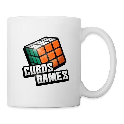 Cubos Games - Coffee/Tea Mug