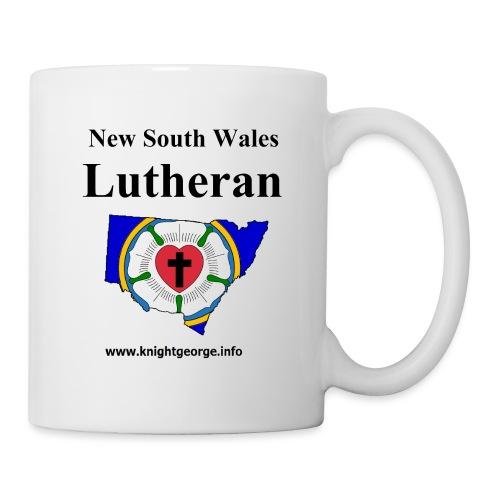 New South Wales Lutherans - Coffee/Tea Mug