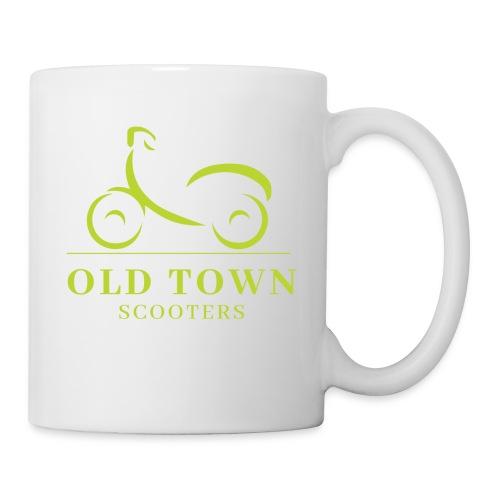 Old Town Scooters T-shirt - Coffee/Tea Mug