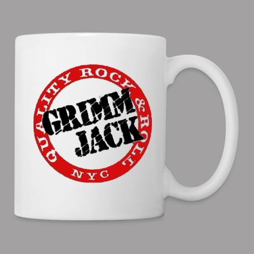 GJ BlackRed - Coffee/Tea Mug