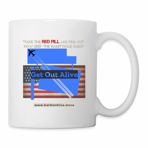 The Red Pill Store - Coffee/Tea Mug
