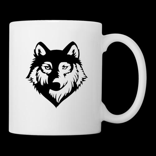 logowolf HD - Coffee/Tea Mug