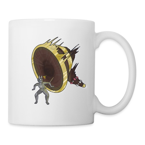 Ban Hammer Design (no text) - Coffee/Tea Mug