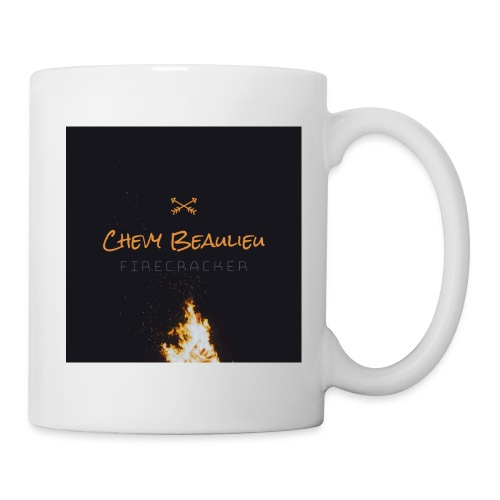 FIRECRACKER by Chevy Beaulieu - Coffee/Tea Mug