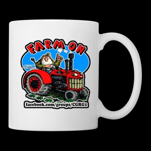 Mr Natural Farm On - Coffee/Tea Mug