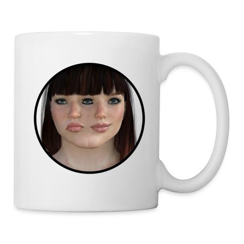 Two-faced women - Coffee/Tea Mug