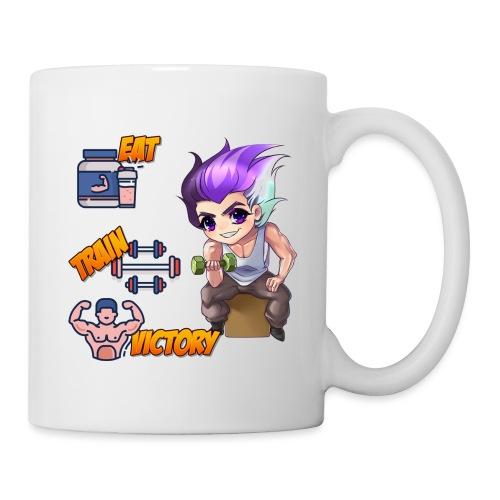 EAT TRAIN VICTORY - Coffee/Tea Mug