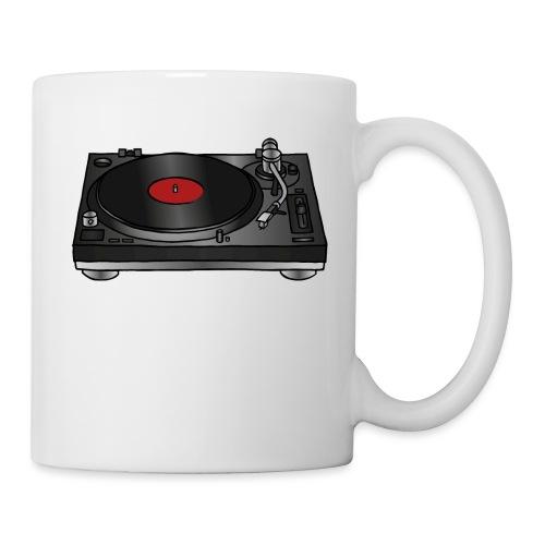 Record player, turntable - Coffee/Tea Mug