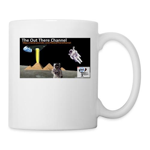 UFO Pyramids2019 TheOutThereChannel - Coffee/Tea Mug