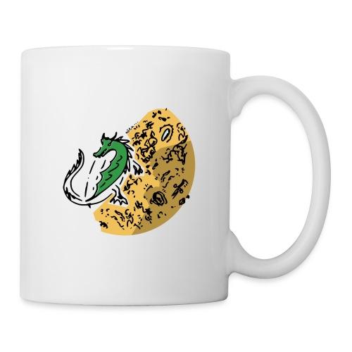 Dragon Gold Keeper - Coffee/Tea Mug