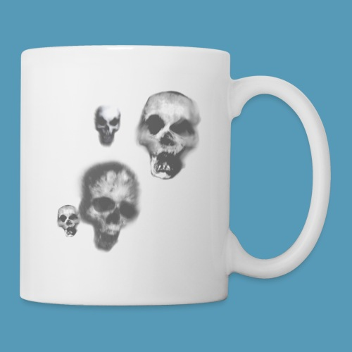 Bone skulls - Coffee/Tea Mug
