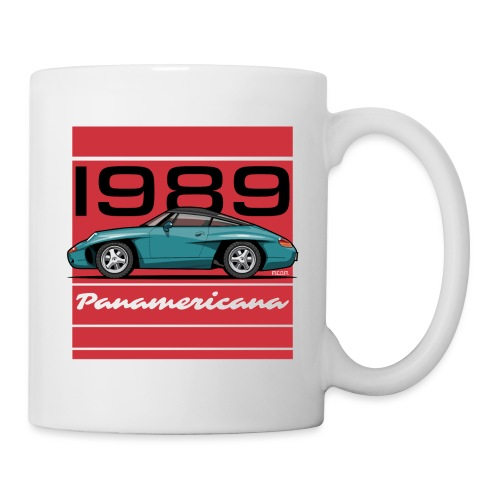 1989 P0r5che Panamericana Concept Car - Coffee/Tea Mug