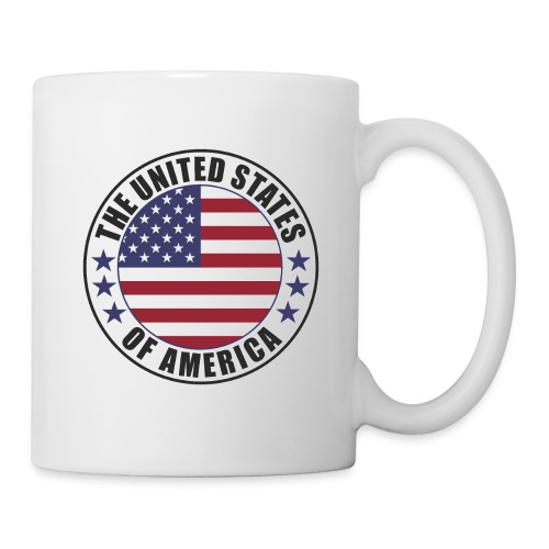 The United States of America - USA - Coffee/Tea Mug