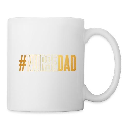 #NURSE DAD - Coffee/Tea Mug