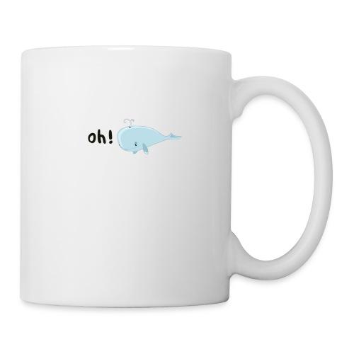 Oh! Whale - Coffee/Tea Mug