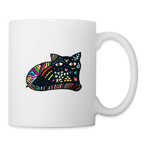 Dreamlike Cat - Coffee/Tea Mug