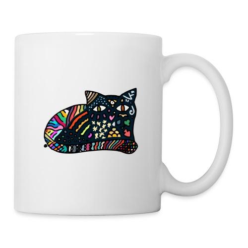 Dreamlike Cat - Coffee/Tea Mug