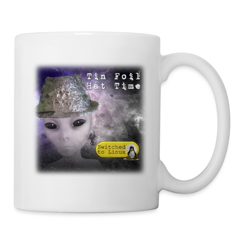 Tin Foil Hat Time (Space) - Coffee/Tea Mug
