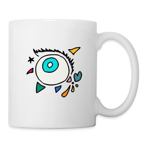 Punkodylate Eye - Coffee/Tea Mug