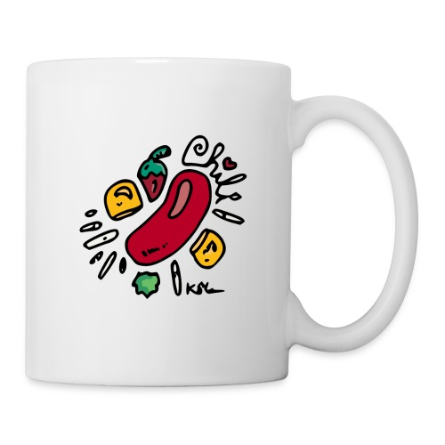 Chili - Coffee/Tea Mug