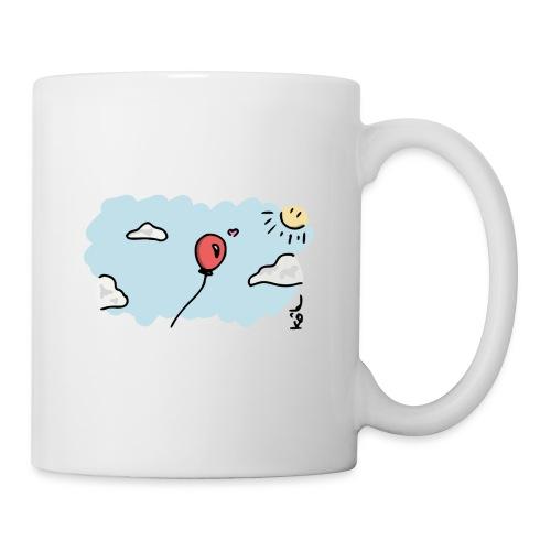 Balloon in Love - Coffee/Tea Mug