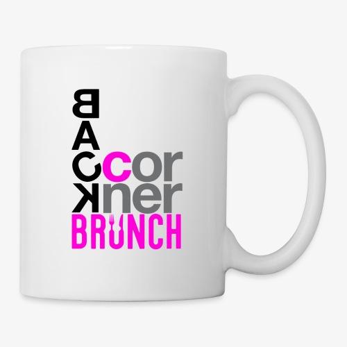 #BackCornerBrunch Summer Drop - Coffee/Tea Mug