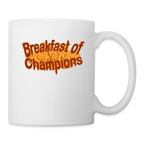 Breakfast of Champions - Coffee/Tea Mug
