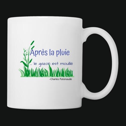 Gazon mouillé 2.0 - Coffee/Tea Mug