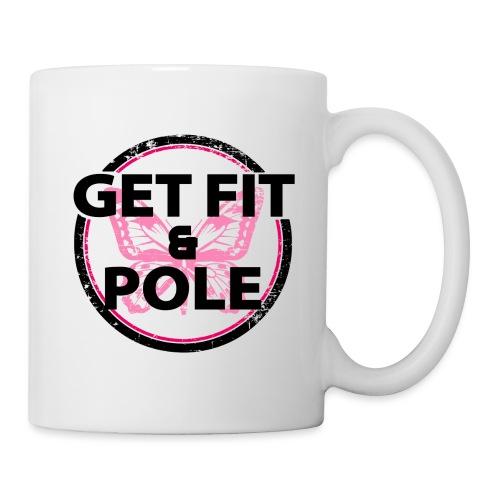 GET FIT & POLE - Coffee/Tea Mug