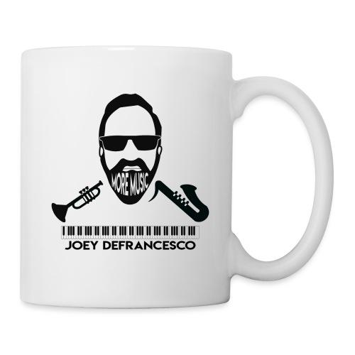 More Music Joey D front image - Coffee/Tea Mug
