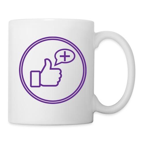 Stay Positive Icons - Coffee/Tea Mug