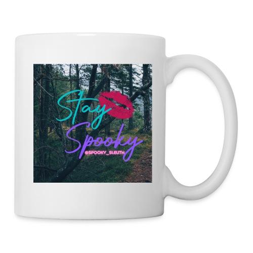 Spooky Sleuth Mug - Coffee/Tea Mug