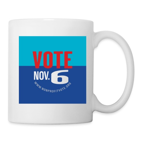 Vote 2 - Coffee/Tea Mug