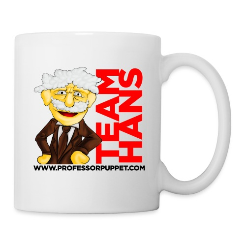 Team Hans Color - Coffee/Tea Mug