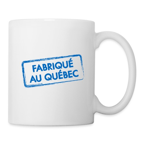 Fabriqué au Québec - Coffee/Tea Mug