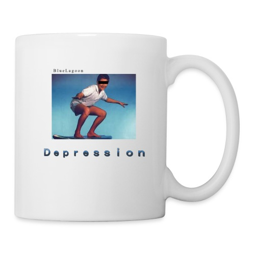 Depression album merchandise - Coffee/Tea Mug