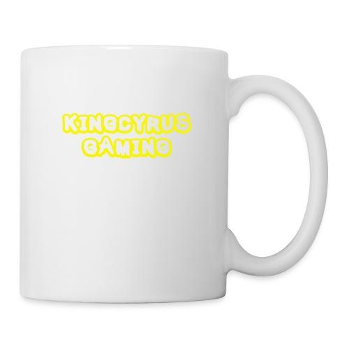 KingCyrusGaming Logo - Coffee/Tea Mug