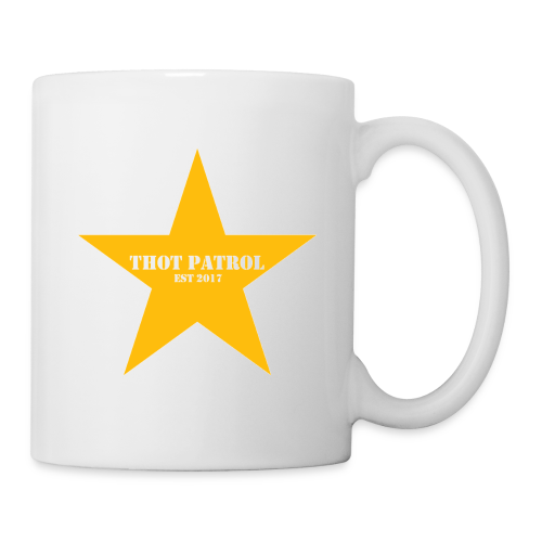 Thot Patrol Emblem - Coffee/Tea Mug