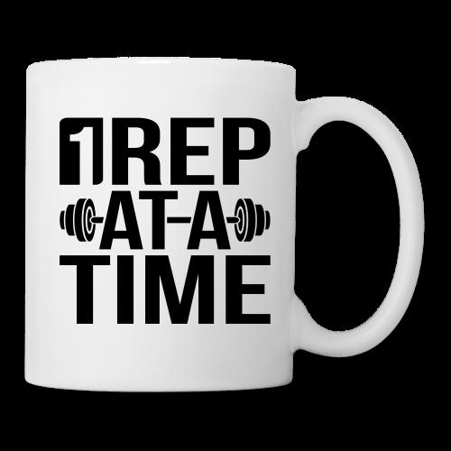 1Rep at a Time - Coffee/Tea Mug