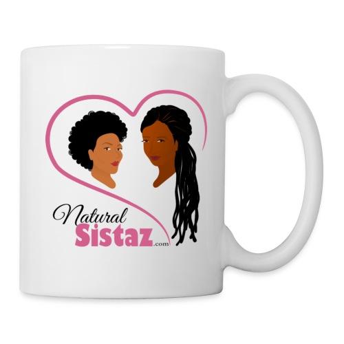 NaturalSistaz.com Logo Gear - Coffee/Tea Mug